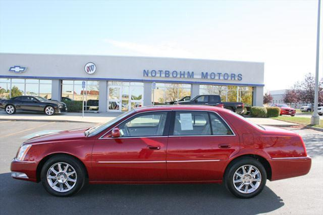 2011 cadillac dts luxury collection for sale in miles city for Notbohm motors used cars