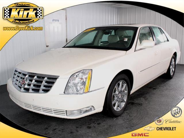 2011 Cadillac DTS Luxury Collection Luxury Collection