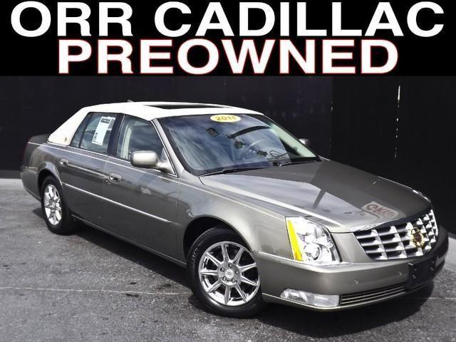 2011 cadillac dts sedan luxury collection for sale in hot springs arkansas classified. Black Bedroom Furniture Sets. Home Design Ideas