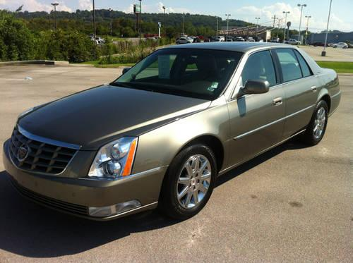 2011 cadillac dts sedan premium collection for sale in knoxville tennessee classified. Black Bedroom Furniture Sets. Home Design Ideas