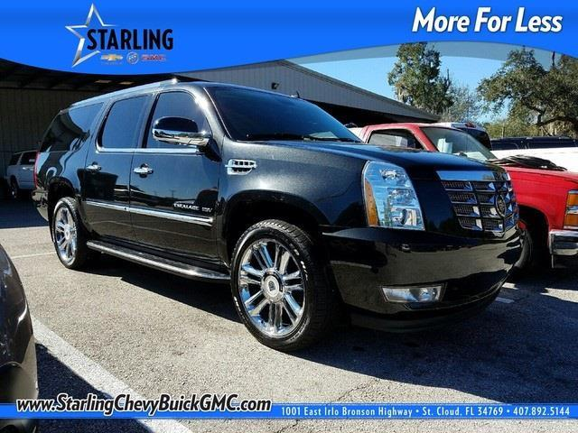2011 cadillac escalade esv base awd 4dr suv for sale in saint cloud florida classified. Black Bedroom Furniture Sets. Home Design Ideas