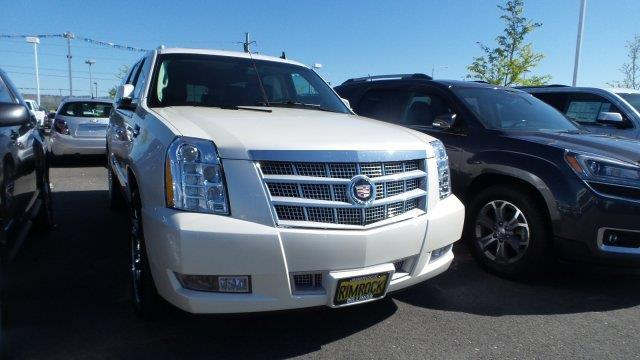 2011 cadillac escalade esv platinum edition awd platinum edition 4dr suv for sale in billings. Black Bedroom Furniture Sets. Home Design Ideas