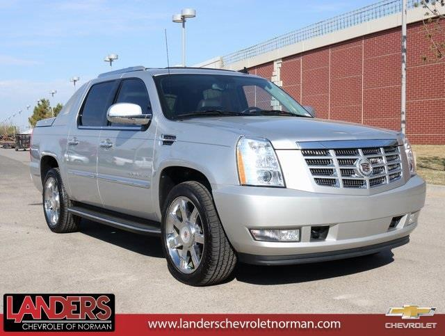 2011 cadillac escalade ext luxury awd luxury 4dr pickup. Black Bedroom Furniture Sets. Home Design Ideas
