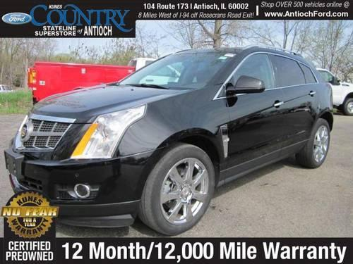 2011 cadillac srx 4d sport utility performance collection for sale in antioch illinois. Black Bedroom Furniture Sets. Home Design Ideas
