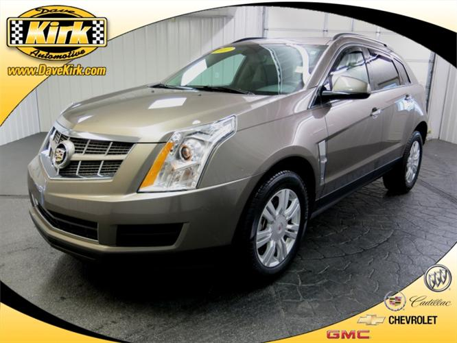 2011 cadillac srx base 4dr suv for sale in fairfield tennessee classified. Black Bedroom Furniture Sets. Home Design Ideas