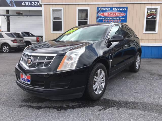 2011 cadillac srx base 4dr suv for sale in baltimore maryland classified. Black Bedroom Furniture Sets. Home Design Ideas