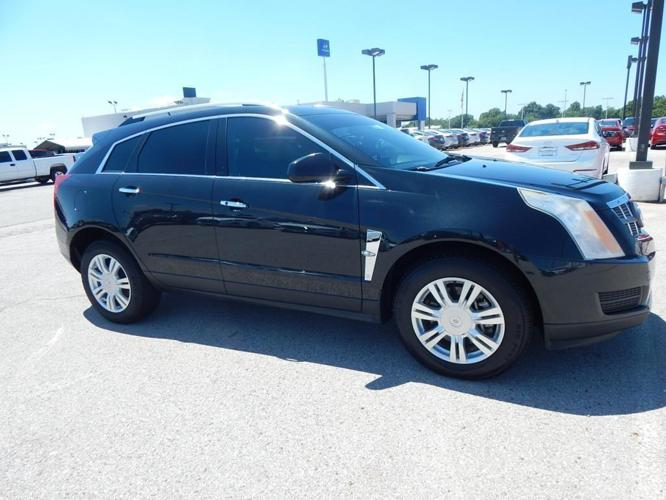 2011 cadillac srx luxury collection awd luxury collection 4dr suv for sale in norman oklahoma. Black Bedroom Furniture Sets. Home Design Ideas