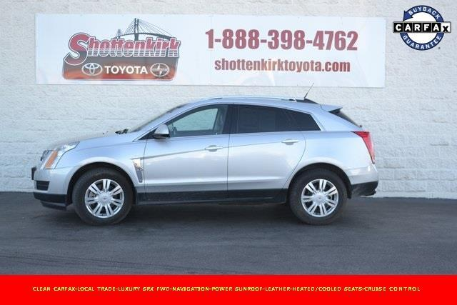 2011 Cadillac SRX Luxury Collection Luxury Collection