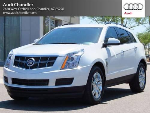 2011 cadillac srx suv for sale in chandler arizona classified. Black Bedroom Furniture Sets. Home Design Ideas