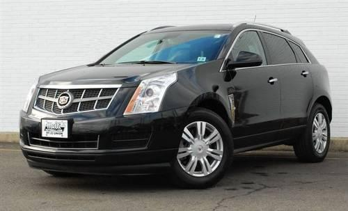2011 cadillac srx suv awd 4dr luxury collection 4x4 suv for sale in chestnut new jersey. Black Bedroom Furniture Sets. Home Design Ideas