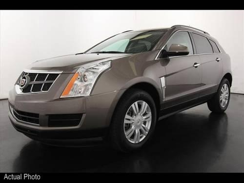 2011 cadillac srx suv for sale in sparta michigan classified. Black Bedroom Furniture Sets. Home Design Ideas