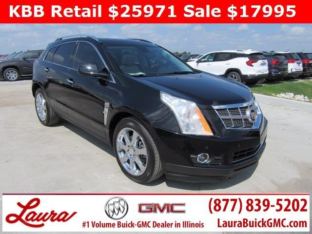 2011 Cadillac SRX Turbo Performance Collection AWD