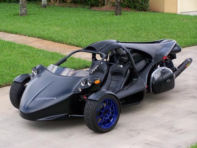 2011 Campagna T-Rex 14RR