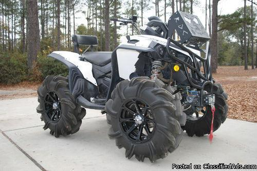 Can Am Commander For Sale >> 2011 Can Am Renegade 800R Mud Machine for Sale in Kindts Corner, Pennsylvania Classified ...
