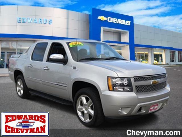 2011 Chevrolet Avalanche 1500 LTZ Birmingham, AL for Sale ...
