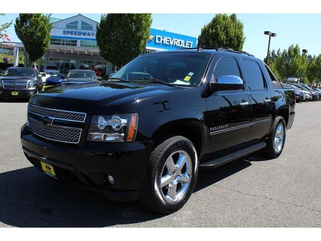 2011 chevrolet avalanche ltz 4x4 ltz 4dr crew cab pickup for sale in monroe washington. Black Bedroom Furniture Sets. Home Design Ideas