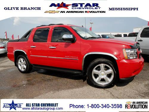 2011 chevrolet avalanche suv ltz for sale in mineral wells mississippi classified. Black Bedroom Furniture Sets. Home Design Ideas