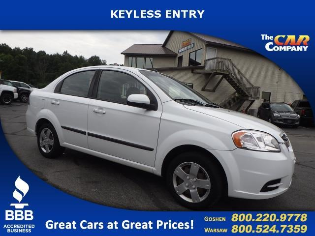 2011 chevrolet aveo ls ls 4dr sedan for sale in warsaw indiana classified. Black Bedroom Furniture Sets. Home Design Ideas