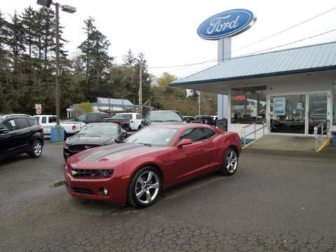 2011 Chevrolet Camaro 2 Door Coupe For Sale In Astoria