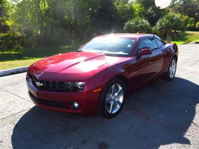 2011 Chevrolet Camaro 2dr Cpe 1lt For Sale In Brooksville