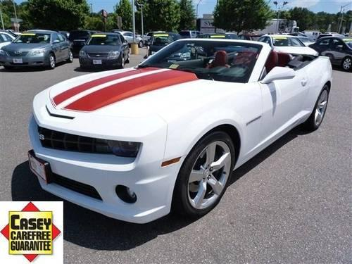 2011 chevrolet camaro convertible 2ss for sale in newport news virginia classified. Black Bedroom Furniture Sets. Home Design Ideas