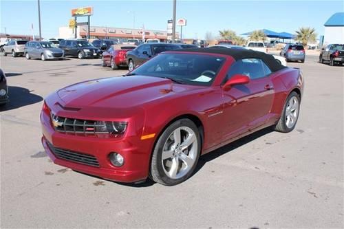 Desert Sun Roswell Nm >> 2011 Chevrolet Camaro Convertible 2SS for Sale in Alamogordo, New Mexico Classified ...