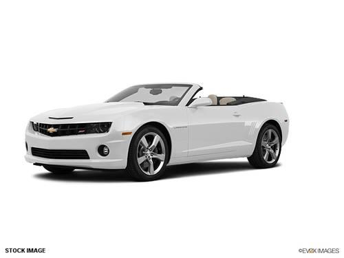 2011 Chevrolet Camaro Convertible 2SS For Sale In Dover