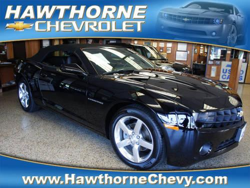 2011 Chevrolet Camaro Convertible Lt For Sale In Paterson