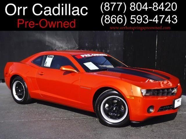 2011 chevrolet camaro coupe 2ls for sale in hot springs arkansas classified. Black Bedroom Furniture Sets. Home Design Ideas