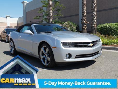 2011 Chevrolet Camaro Lt Lt 2dr Convertible W 2lt For Sale