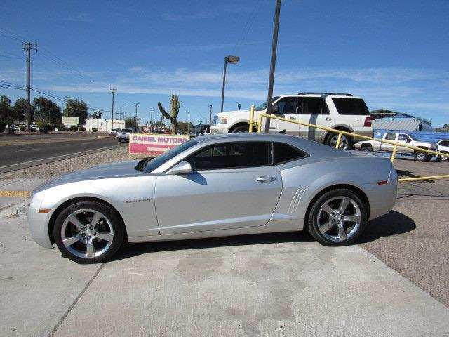 2011 Chevrolet Camaro Lt Lt 2dr Coupe W 2lt For Sale In