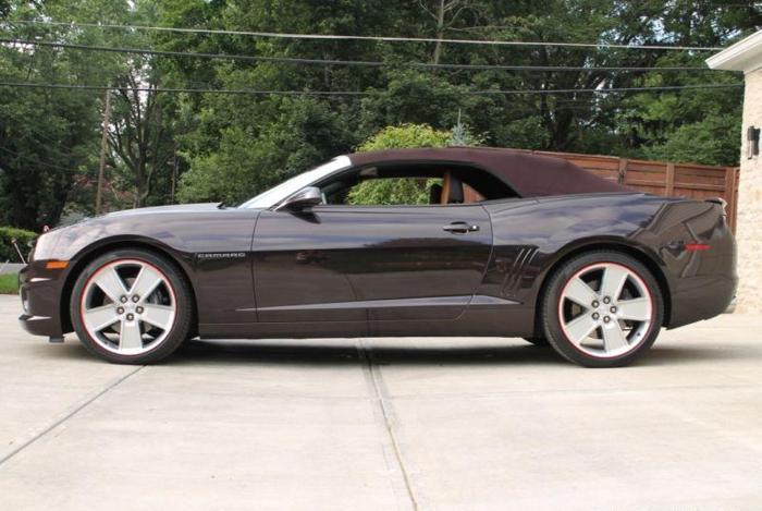 2011 chevrolet camaro ss for sale in wadsworth ohio classified. Black Bedroom Furniture Sets. Home Design Ideas