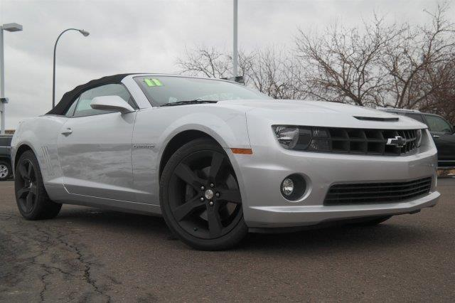 2011 chevrolet camaro ss ss 2dr convertible w 2ss for sale in denver colorado classified. Black Bedroom Furniture Sets. Home Design Ideas
