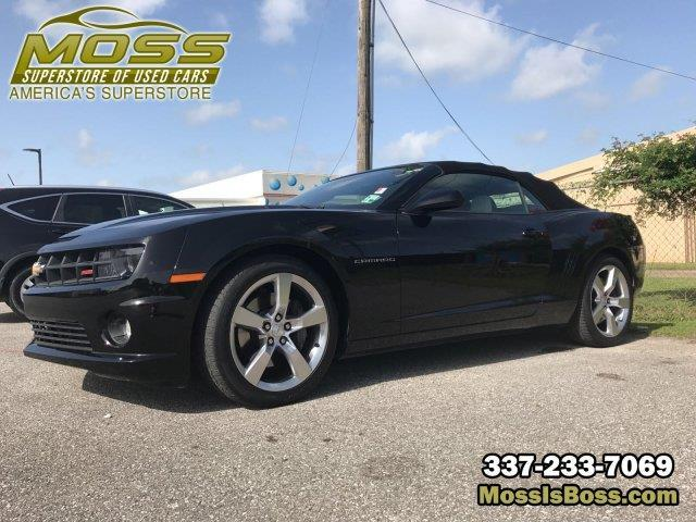 2011 chevrolet camaro ss ss 2dr convertible w 2ss for sale in lafayette louisiana classified. Black Bedroom Furniture Sets. Home Design Ideas