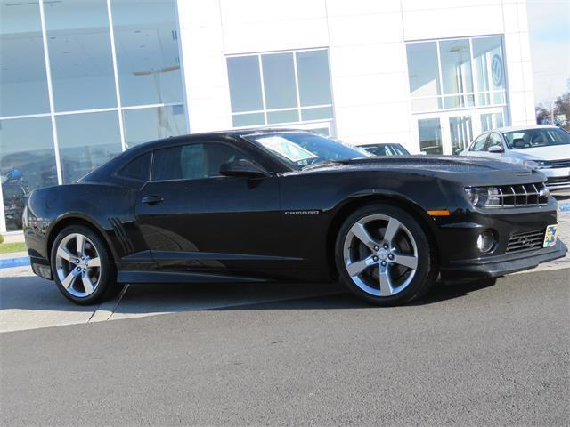2011 Chevrolet Camaro Ss Ss 2dr Coupe W 2ss For Sale In