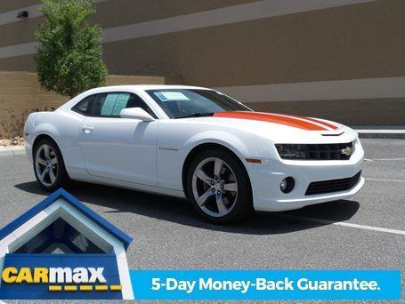 2011 Chevrolet Camaro SS SS 2dr Coupe w/2SS