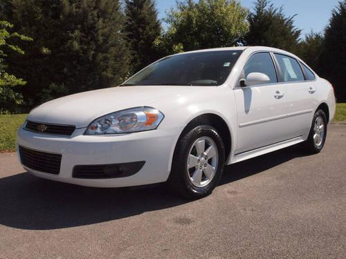 2011 chevrolet chevy impala lt 1 owner for sale in knoxville tennessee classified. Black Bedroom Furniture Sets. Home Design Ideas
