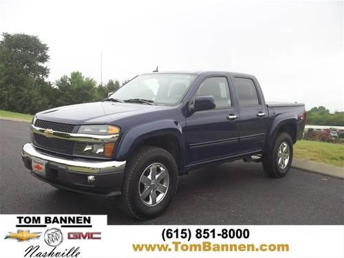 2011 chevrolet colorado truck crew 2lt 4wd for sale in am qui tennessee classified. Black Bedroom Furniture Sets. Home Design Ideas