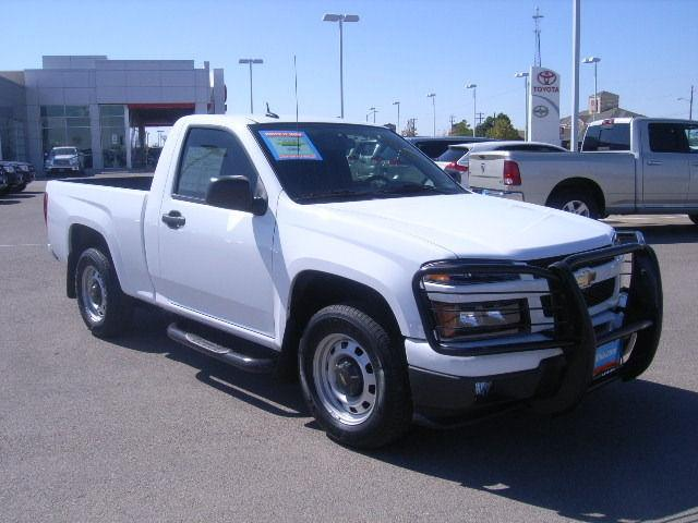 2011 chevrolet colorado work truck for sale in odessa texas classified. Black Bedroom Furniture Sets. Home Design Ideas
