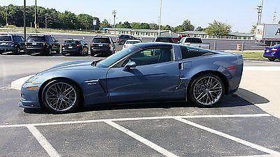 2011 Chevrolet Corvette Z06 Carbon Coupe 2-Door 7.0L