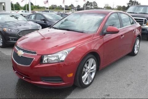 2011 chevrolet cruze 4 door sedan for sale in goldsboro north carolina classified. Black Bedroom Furniture Sets. Home Design Ideas