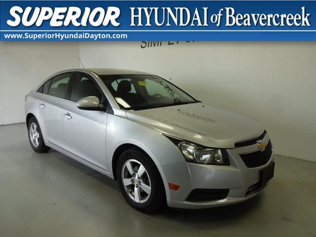 2011 Chevrolet Cruze LT Fleet LT Fleet 4dr Sedan