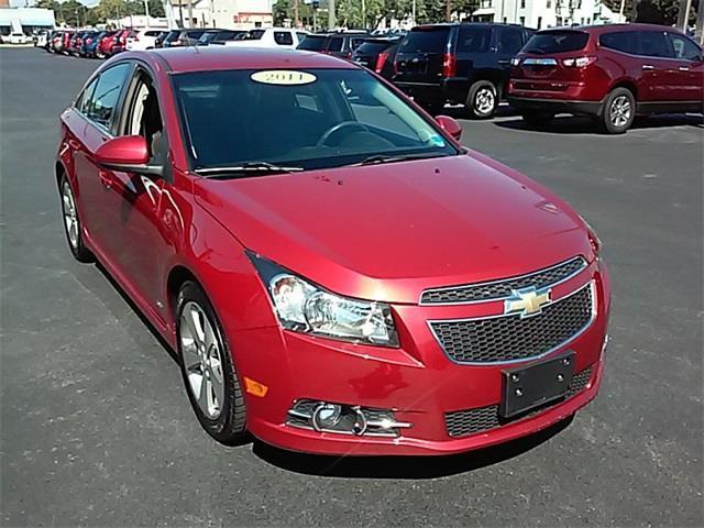 2011 Chevrolet Cruze LT LT 4dr Sedan w/2LT
