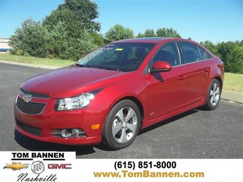 2011 chevrolet cruze sedan 2lt rs w sunroof for sale in am qui tennessee classified. Black Bedroom Furniture Sets. Home Design Ideas