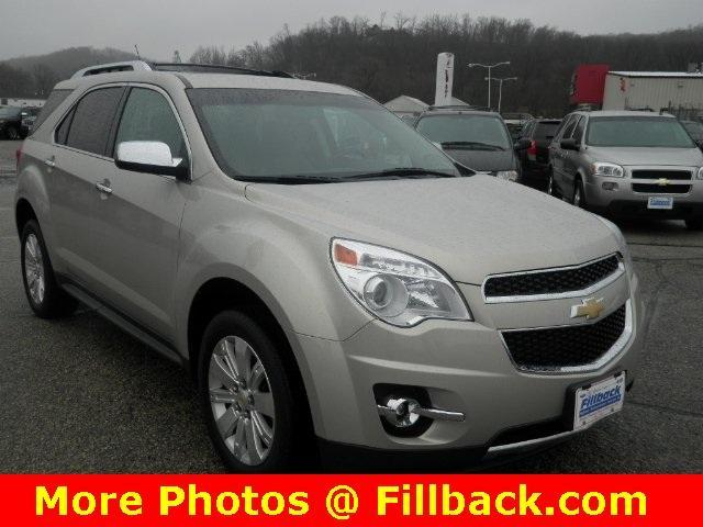 2011 chevrolet equinox awd ltz 4dr suv for sale in boscobel wisconsin classified. Black Bedroom Furniture Sets. Home Design Ideas