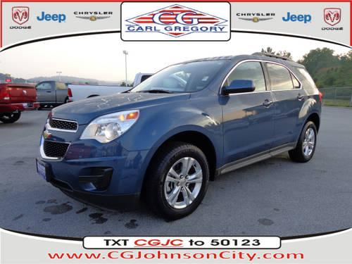 2011 Chevrolet Equinox Crossover Lt For Sale In Johnson