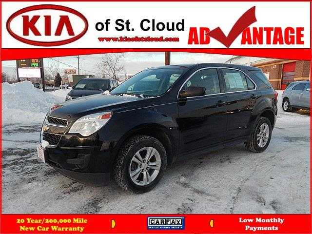 2011 chevrolet equinox ls awd ls 4dr suv for sale in saint cloud minnesota classified. Black Bedroom Furniture Sets. Home Design Ideas