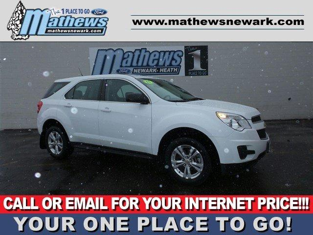 2011 chevrolet equinox ls heath oh for sale in newark ohio classified. Black Bedroom Furniture Sets. Home Design Ideas