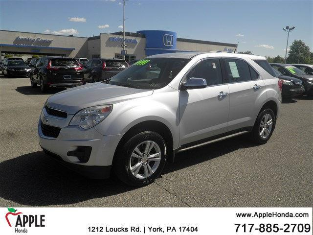 2011 chevrolet equinox ls ls 4dr suv for sale in york pennsylvania classified. Black Bedroom Furniture Sets. Home Design Ideas