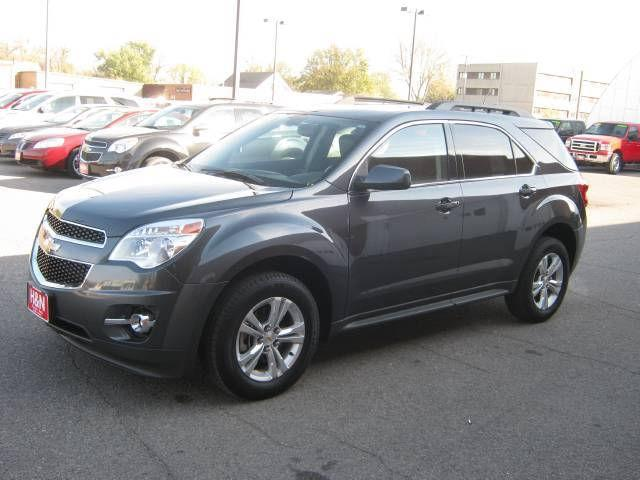 2011 chevrolet equinox lt for sale in spencer iowa classified. Black Bedroom Furniture Sets. Home Design Ideas